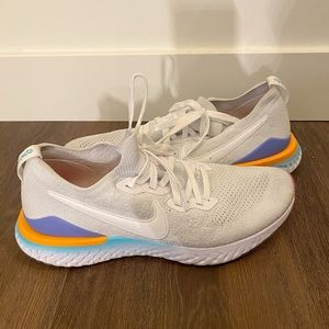 Nike Epic React Flyknit 2 Running Shoes, size 11